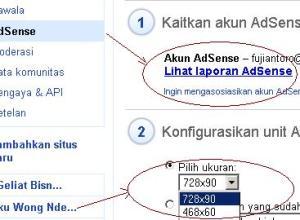 Supaya Adsense Bisa Muncul Di Website Berbahasa Indonesia.
